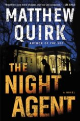 CrimeReads interviews Matthew Quirk about The Night Agent