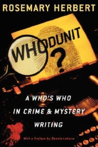 Whodunnit - More Murder and Mayhem Described